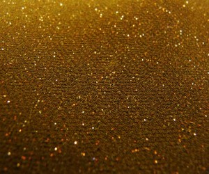 "60""brown sheer rayon with sparkle"