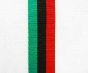 "1 1/2 "" ribbon colors of Africa"