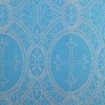 church_fabric_turquoise_silver_metallic