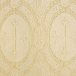 church_fabric_white_gold_metallic
