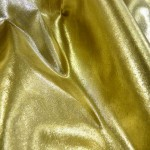 tissue lame gold 44""