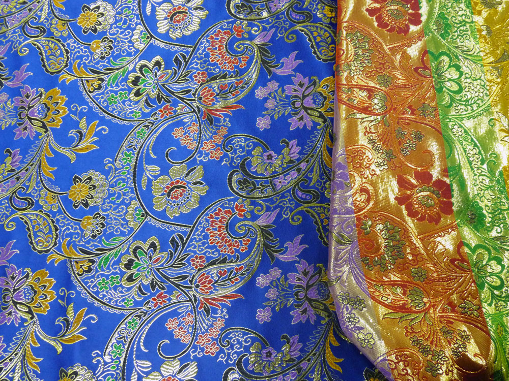 African Fabrics Amp Chinese Brocades Wholesale Amp Retail